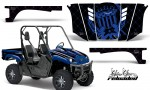 Yamaha Rhino AMR Graphics Kit Reloaded BLB 150x90 - Yamaha Rhino 700/660/450 Graphics