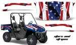 Yamaha Rhino AMR Graphics Kit Stars Stripes 150x90 - Yamaha Rhino 700/660/450 Graphics