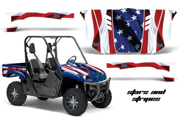 Yamaha Rhino AMR Graphics Kit Stars Stripes 570x376 - Yamaha Rhino 700/660/450 Graphics
