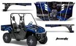 Yamaha Rhino AMR Graphics Kit Toxicity BLB 150x90 - Yamaha Rhino 700/660/450 Graphics