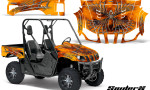 Yamaha Rhino CreatorX Graphics Kit SpiderX Orange 150x90 - Yamaha Rhino 700/660/450 Graphics