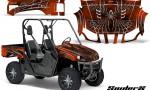 Yamaha Rhino CreatorX Graphics Kit SpiderX OrangeDark 150x90 - Yamaha Rhino 700/660/450 Graphics