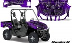 Yamaha Rhino CreatorX Graphics Kit SpiderX Purple 150x90 - Yamaha Rhino 700/660/450 Graphics