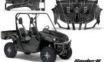 Yamaha Rhino CreatorX Graphics Kit SpiderX Silver 150x90 - Yamaha Rhino 700/660/450 Graphics