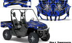 Yamaha Rhino Graphics Kit Bolt Thrower Blue 150x90 - Yamaha Rhino 700/660/450 Graphics