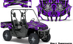 Yamaha Rhino Graphics Kit Bolt Thrower Purple 150x90 - Yamaha Rhino 700/660/450 Graphics