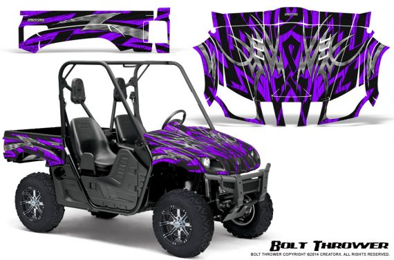 Yamaha Rhino Graphics Kit Bolt Thrower Purple 570x376 - Yamaha Rhino 700/660/450 Graphics