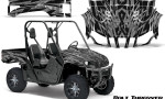 Yamaha Rhino Graphics Kit Bolt Thrower Silver 150x90 - Yamaha Rhino 700/660/450 Graphics