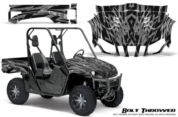 Yamaha Rhino Graphics Kit Bolt Thrower Silver 570x376 - Yamaha Rhino 700/660/450 Graphics