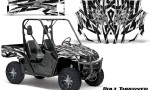 Yamaha Rhino Graphics Kit Bolt Thrower White 150x90 - Yamaha Rhino 700/660/450 Graphics