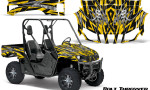 Yamaha Rhino Graphics Kit Bolt Thrower Yellow 150x90 - Yamaha Rhino 700/660/450 Graphics