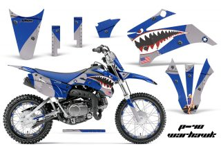 Yamaha TTR110 2011 AMR Graphics Kit WH BL NPs 320x211 - Yamaha TTR110 2008-2016 Graphics