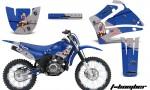 Yamaha TTR125 AMR Graphics Kit TB BL NPs 150x90 - Yamaha TTR125 2000-2019 Graphics