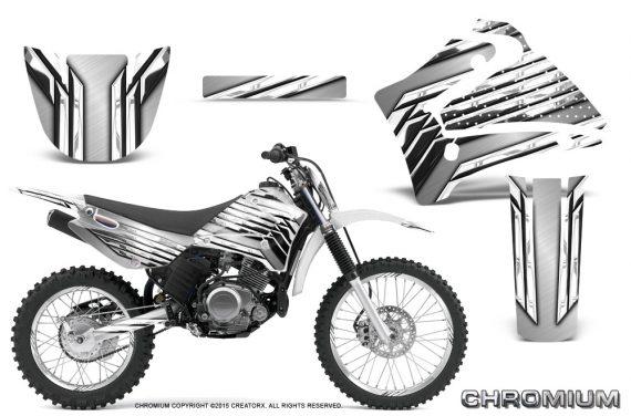 Yamaha TTR125 CreatorX Graphics Kit Chromium White NP Rims 570x376 - Yamaha TTR125 2000-2019 Graphics