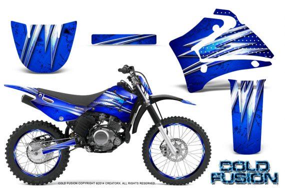 Yamaha TTR125 CreatorX Graphics Kit Cold Fusion Blue NP Rims 570x376 - Yamaha TTR125 2000-2019 Graphics
