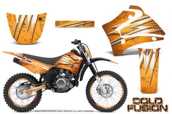 Yamaha TTR125 CreatorX Graphics Kit Cold Fusion Orange NP Rims 570x376 - Yamaha TTR125 2000-2019 Graphics