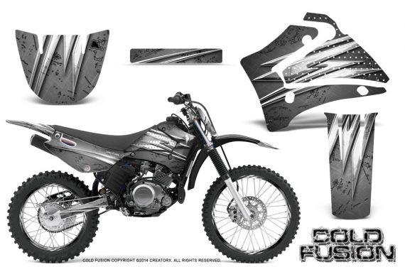 Yamaha TTR125 CreatorX Graphics Kit Cold Fusion Silver NP Rims 570x376 - Yamaha TTR125 2000-2019 Graphics