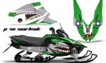 Yamaha Vector RS AMR Graphics Kit P40 Green 150x90 - Yamaha Vector RS Graphics 2012-2014