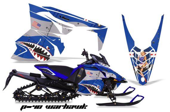 Yamaha Viper 2014 AMR Graphics Kit Wrap P40 Warhawk U 570x376 - Yamaha Viper SR/SRT 2014-2016 Graphics