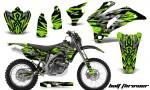 Yamaha WR 250 450 07 10 CreatorX Graphics Kit Bolt Thrower Green BB NP 150x90 - Yamaha WR450F 2007-2011 Graphics