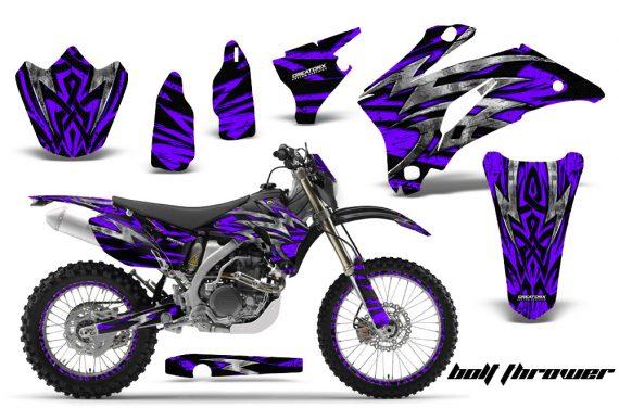 Yamaha WR 250 450 07 10 CreatorX Graphics Kit Bolt Thrower Purple NP Rims 570x376 - Yamaha WR450F 2007-2011 Graphics