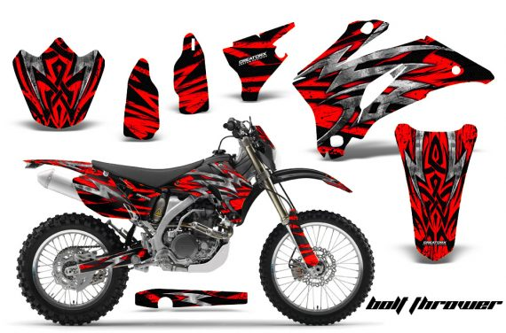 Yamaha WR 250 450 07 10 CreatorX Graphics Kit Bolt Thrower Red BB NP 570x376 - Yamaha WR450F 2007-2011 Graphics