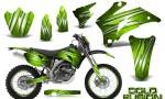 Yamaha WR 250 450 07 10 CreatorX Graphics Kit Cold Fusion Green NP Rims 150x90 - Yamaha WR450F 2007-2011 Graphics