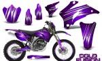 Yamaha WR 250 450 07 10 CreatorX Graphics Kit Cold Fusion Purple NP Rims 150x90 - Yamaha WR450F 2007-2011 Graphics