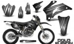 Yamaha WR 250 450 07 10 CreatorX Graphics Kit Cold Fusion Silver NP Rims 150x90 - Yamaha WR450F 2007-2011 Graphics