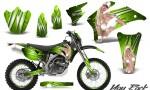Yamaha WR 250 450 07 10 CreatorX Graphics Kit You Rock Green NP Rims 150x90 - Yamaha WR450F 2007-2011 Graphics