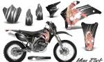 Yamaha WR 250 450 07 10 CreatorX Graphics Kit You Rock Silver NP Rims 150x90 - Yamaha WR450F 2007-2011 Graphics