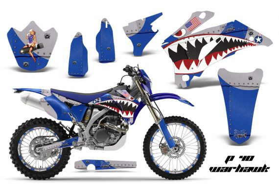 Yamaha WR250F WR450F 07 11 AMR Graphics Kit P40 BL NPs 570x376 - Yamaha WR450F 2007-2011 Graphics