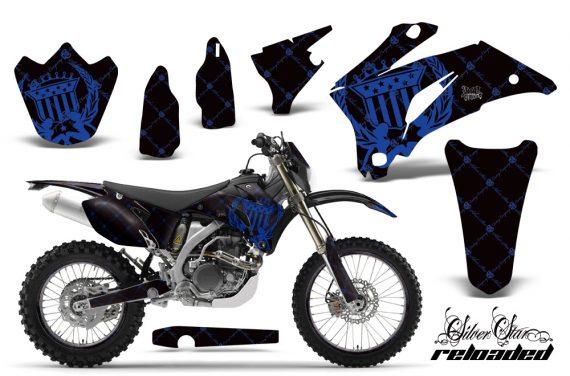 Yamaha WR250F WR450F 07 11 AMR Graphics Kit SSR BLB NPs 570x376 - Yamaha WR450F 2007-2011 Graphics