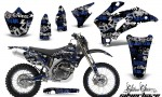 Yamaha WR250F WR450F 07 11 AMR Graphics Kit SSSH BLB NPs 150x90 - Yamaha WR450F 2007-2011 Graphics