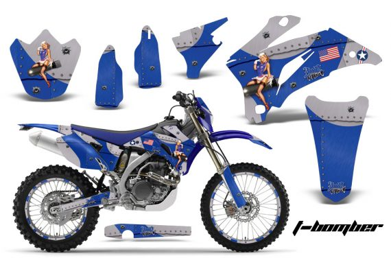 Yamaha WR250F WR450F 07 11 AMR Graphics Kit TB BL NPs 570x376 - Yamaha WR450F 2007-2011 Graphics