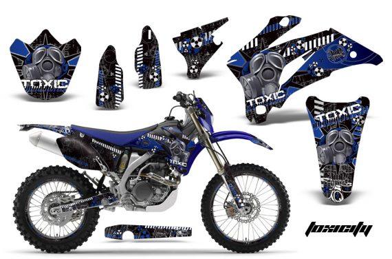 Yamaha WR250F WR450F 07 11 AMR Graphics Kit TOX BL NPs 570x376 - Yamaha WR450F 2007-2011 Graphics