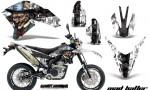 Yamaha WR250X R 07 09 AMR Graphics Kit MH WB NPs 150x90 - Yamaha WR250 R-X 2007-2016 Graphics