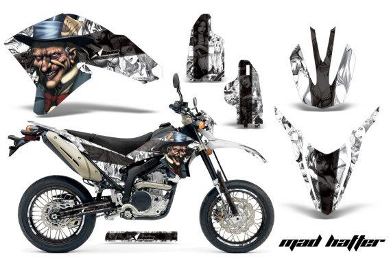Yamaha WR250X R 07 09 AMR Graphics Kit MH WB NPs 570x376 - Yamaha WR250 R-X 2007-2016 Graphics