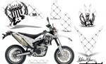 Yamaha WR250X R 07 09 AMR Graphics Kit SSR BW NPs 150x90 - Yamaha WR250 R-X 2007-2019 Graphics