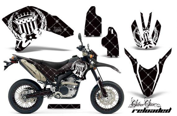 Yamaha WR250X R 07 09 AMR Graphics Kit SSR WB NPs 570x376 - Yamaha WR250 R-X 2007-2016 Graphics