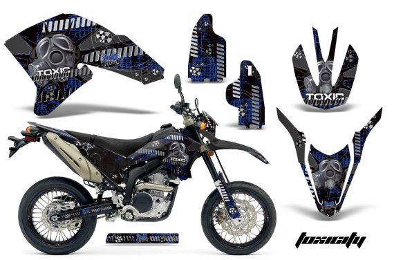 Yamaha WR250X R 07 09 AMR Graphics Kit TOX BLB NPs 570x376 - Yamaha WR250 R-X 2007-2019 Graphics