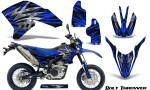 Yamaha WR250X R Graphics Kit Bolt Thrower Blue NP Rims 150x90 - Yamaha WR250 R-X 2007-2019 Graphics