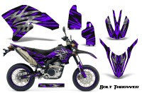 Yamaha-WR250X-R-Graphics-Kit-Bolt-Thrower-Purple-NP-Rims