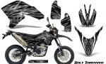 Yamaha WR250X R Graphics Kit Bolt Thrower Silver NP Rims 150x90 - Yamaha WR250 R-X 2007-2019 Graphics