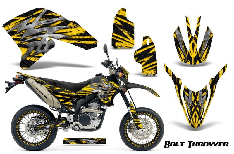 Yamaha-WR250X-R-Graphics-Kit-Bolt-Thrower-Yellow-NP-Rims