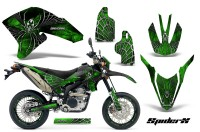 Yamaha-WR250X-R-Graphics-Kit-SpiderX-Green-NP-Rims