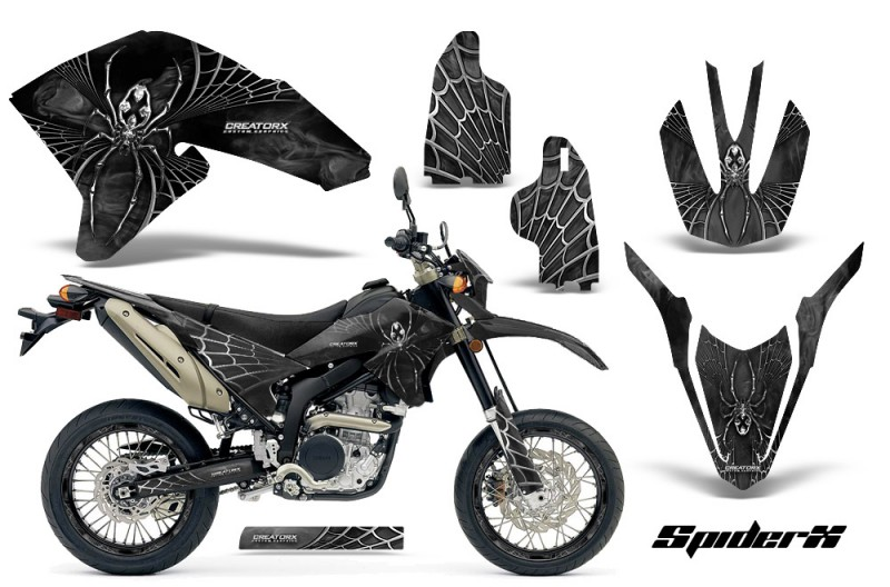 Yamaha-WR250X-R-Graphics-Kit-SpiderX-Silver-NP-Rims