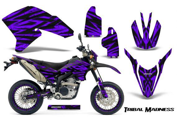 Yamaha WR250X R Graphics Kit Tribal Madness Purple NP Rims 570x376 - Yamaha WR250 R-X 2007-2019 Graphics