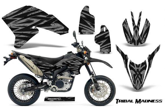 Yamaha WR250X R Graphics Kit Tribal Madness Silver NP Rims 570x376 - Yamaha WR250 R-X 2007-2019 Graphics