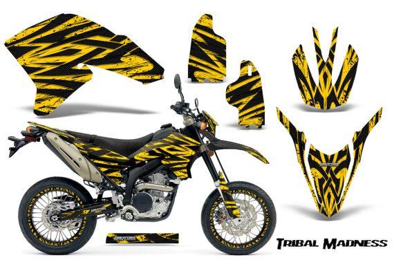 Yamaha WR250X R Graphics Kit Tribal Madness Yellow NP Rims 570x376 - Yamaha WR250 R-X 2007-2019 Graphics